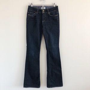 🆕 Paige Hidden Hills Boot Cut Jeans Size 28
